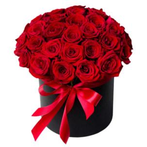"""Коробка """"Красные розы"""" 1"""
